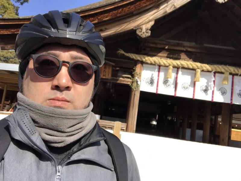 【愛知サイクリング】国府宮神社までサイクリング