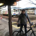 【岐阜サイクリング】長良川鉄道サイクルトレインで美濃白鳥から関までサイクリング
