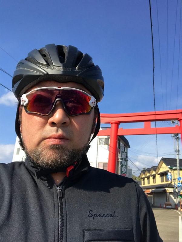 【岐阜サイクリング】お千代保稲荷までソロライド