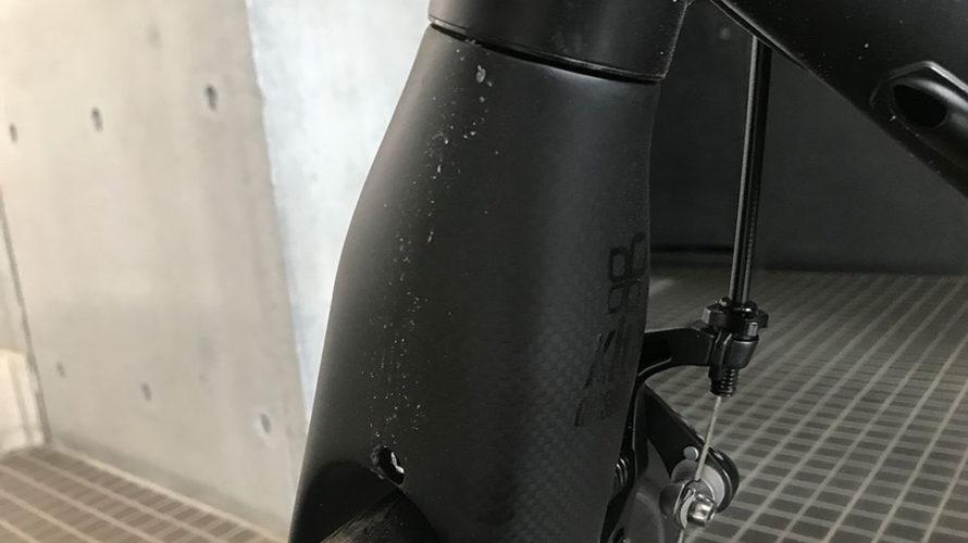 雨上がりの自転車掃除が1分で終わる!超簡単自転車清掃方法