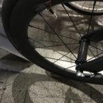 ディープリム(50mmハイト)の駐輪場事情
