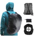 雨の日の自転車通勤でも安心!リュックを雨から守るおすすめレインカバー
