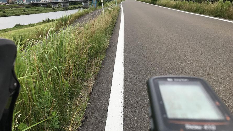 ミニベロで100kmのロングライドで注意すること