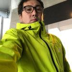 雨でも自転車に乗りたい!おすすめのワークマン!レインウェア『R-600 レインスーツSTRETCH Perfect』