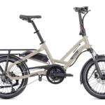 ミニベロのTernから新しい電動アシスト付きカーゴバイク『HSD』が発表されました