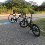 【愛知サイクリング】早朝の木曽川サイクリングロードの駐車場状況