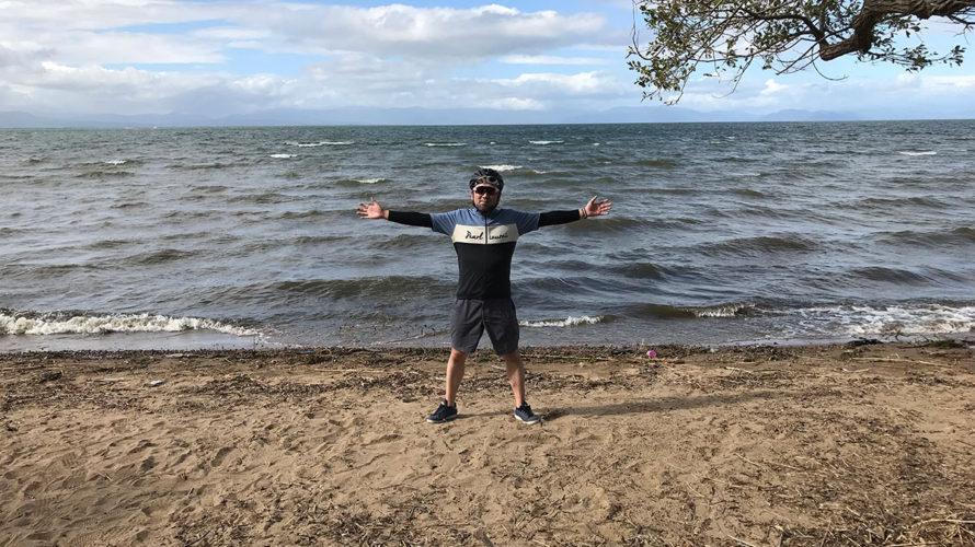ミニベロでビワイチ(北湖)1周をしてみる!【準備編】
