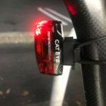 自動点灯が便利なリアライト!CATEYE RAPID micro AUTO